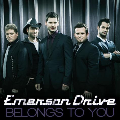 Emerson Drive - Belongs To You [Single]