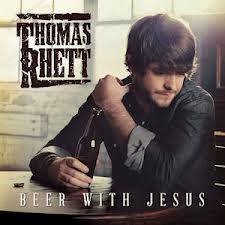 Thomas Rhett Beer With Jesus