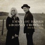 Emmylou Harris &amp; Rodney Crowell Old Yellow Moon