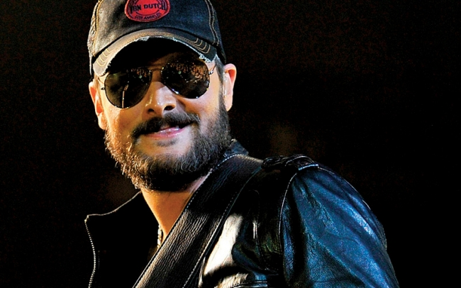 Eric Church Smoking Weed Male vocalist of the year