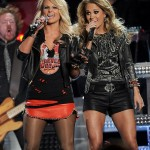 Miranda Lambert Carrie Underwood Somethin' Bad