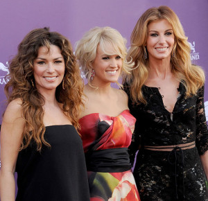Shania Twain Carrie Underwood