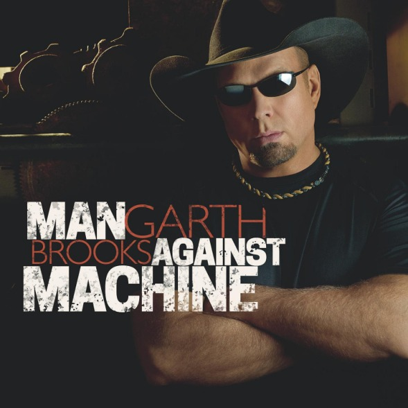 Garth Brooks Man Against Machine
