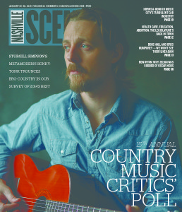 Nashville Scene Country Music Critics' Poll