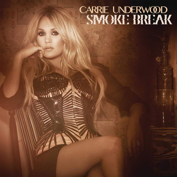 Carrie Underwood Smoke Break
