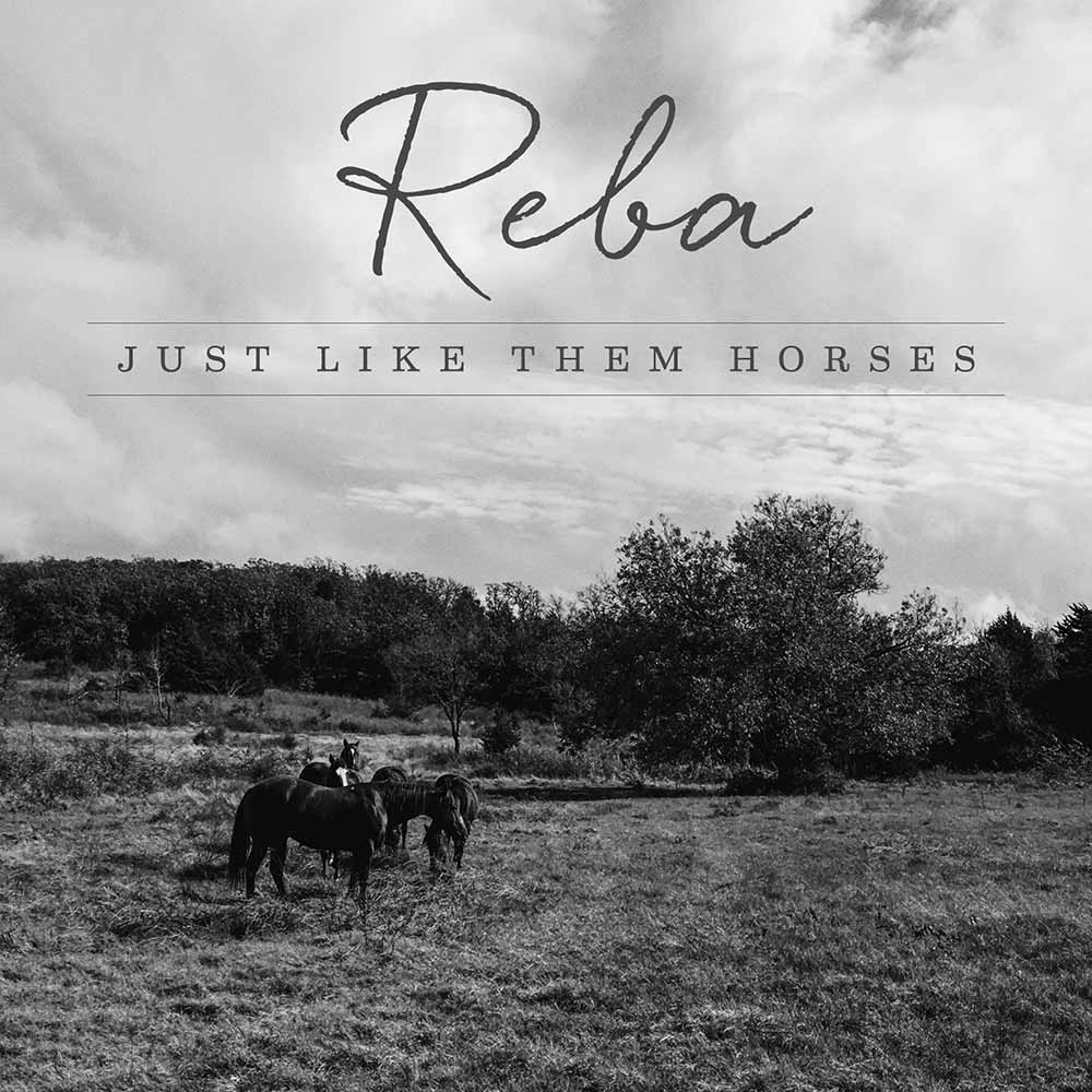 single review reba mcentire just like them horses
